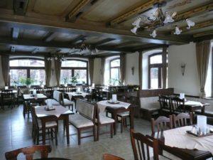 Restaurant im Hotel Bavaria Inzell